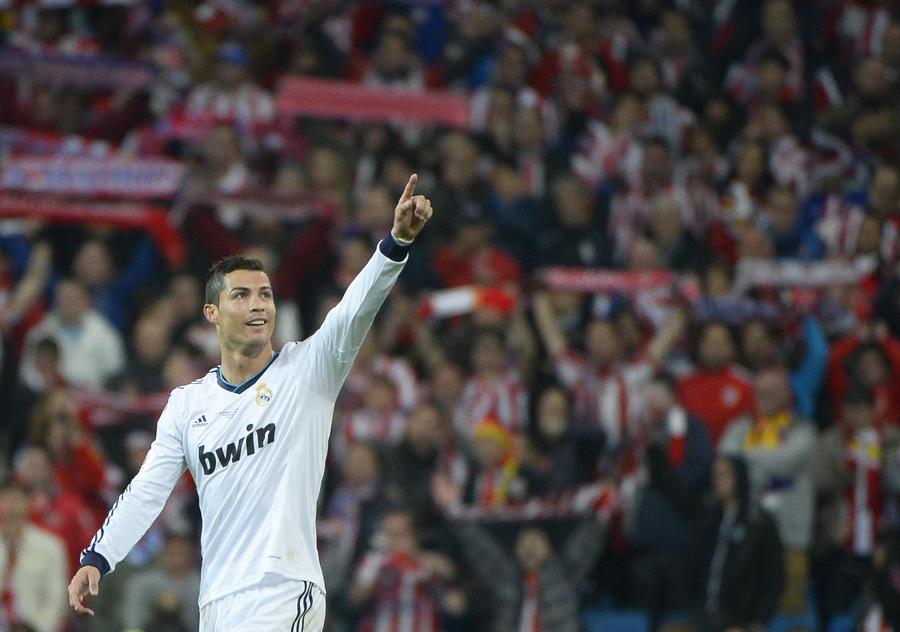 Криштиану Роналду продлил контракт с «Реалом» до 2018 года