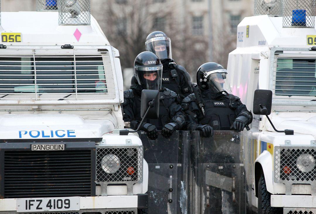 IRA готовила минометную атаку в день выборов