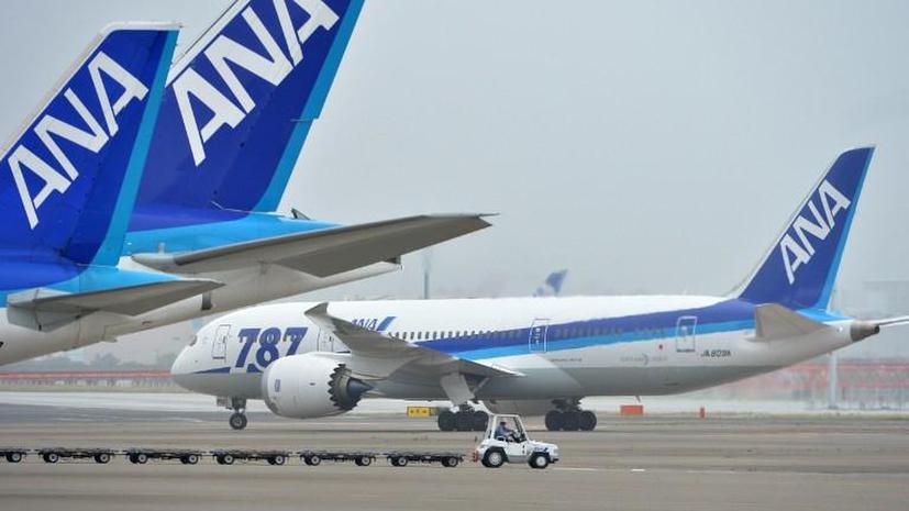 У Boeing-787 Dreamliner японской авиакомпании произошла третья неполадка за неделю