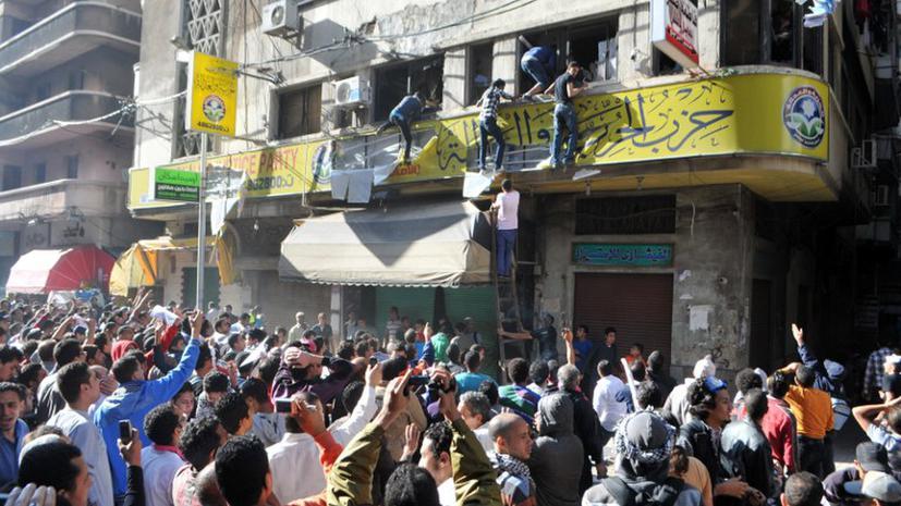 В Египте демонстранты убили подростка из «Братьев-мусульман»