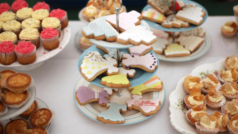 В Великобритании объявили войну треугольному печенью
