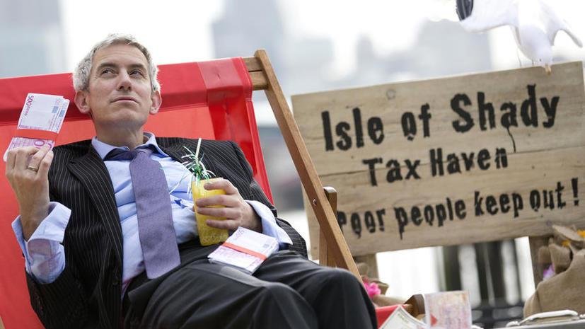 Налоговых уклонистов достанут и за границей