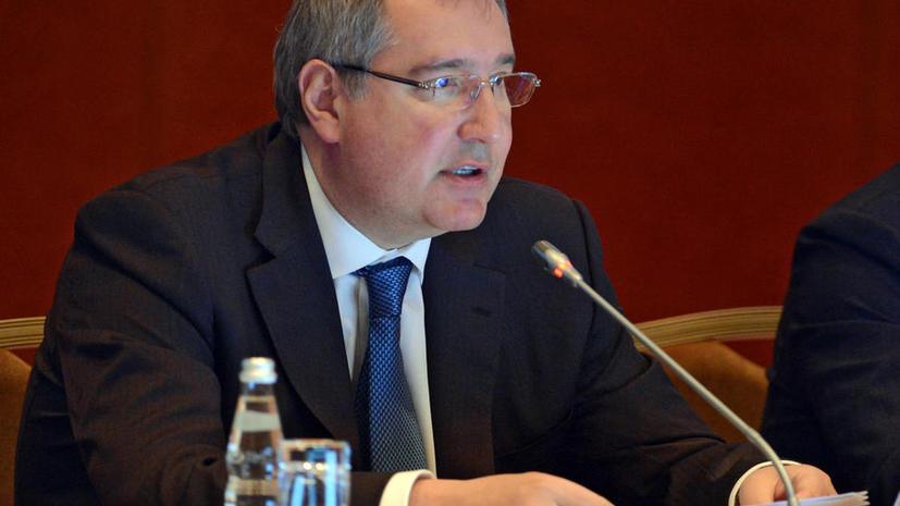 СМИ: Дмитрий Рогозин объявил строгий выговор главе ВПК за заявление об отказе от «Мистралей»