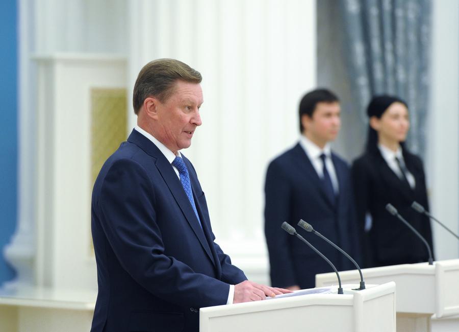Сергей Иванов: Наращивание мощи НАТО мешает России встать на путь реформ