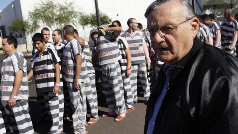 Американский шериф обвинён в расизме за проверку водителей-латиноамериканцев