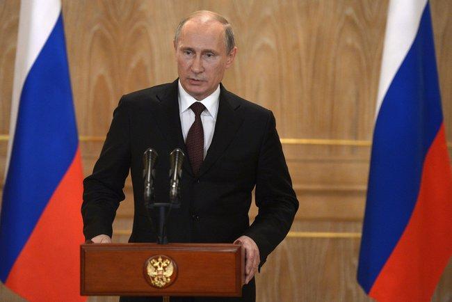 Владимир Путин об освобождении Украины: Наши отцы и деды вместе приближали долгожданную Победу