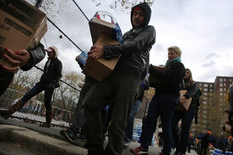 Американские мошенники наживаются на жертвах урагана «Сэнди»