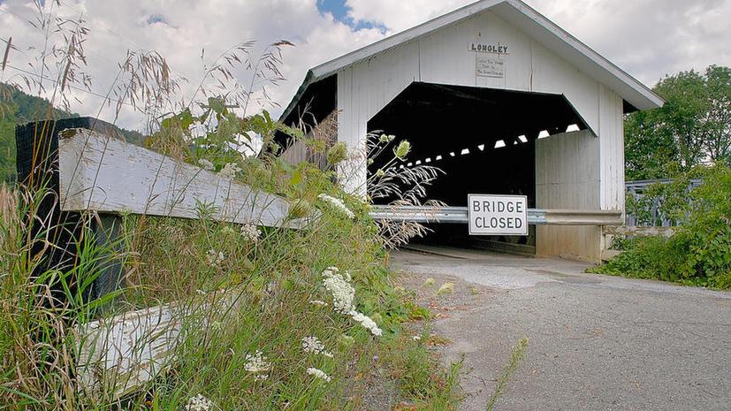 СМИ: десятая часть мостов в США находится в аварийном состоянии
