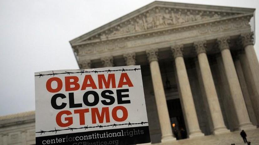 Активисты и правозащитники поддержали голодовку в Гуантанамо, отказавшись от еды