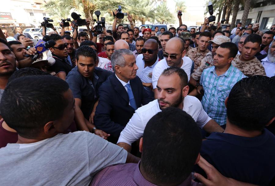 The New York Times: Власть в Ливии принадлежит не правительству, а вооружённым группировкам