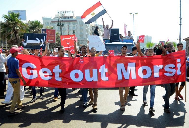 Власти США приняли решение отозвать из Египта часть сотрудников посольства
