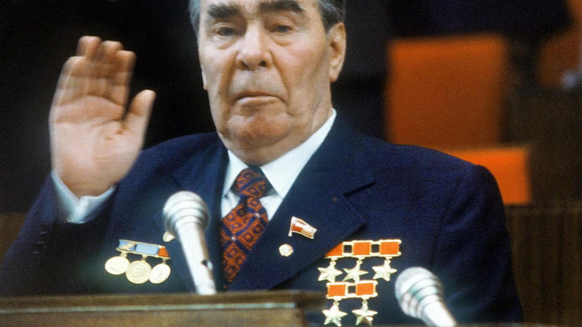 На Кутузовском проспекте восстановят мемориальную доску Леониду Брежневу