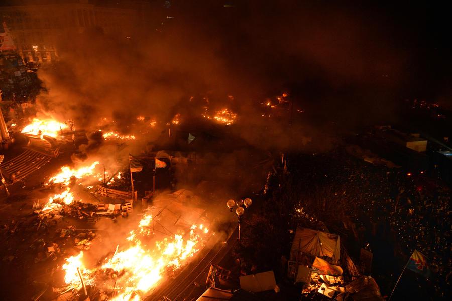 В Киеве от огнестрельного ранения скончался журналист