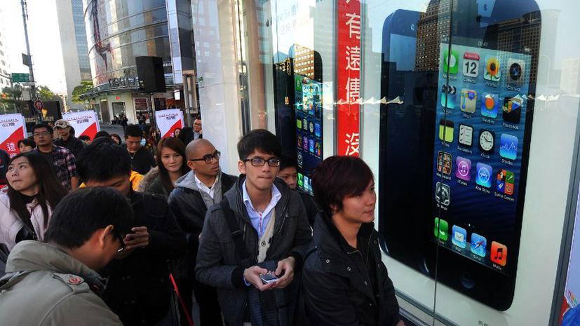 Apple растеряла своих китайских фанатов