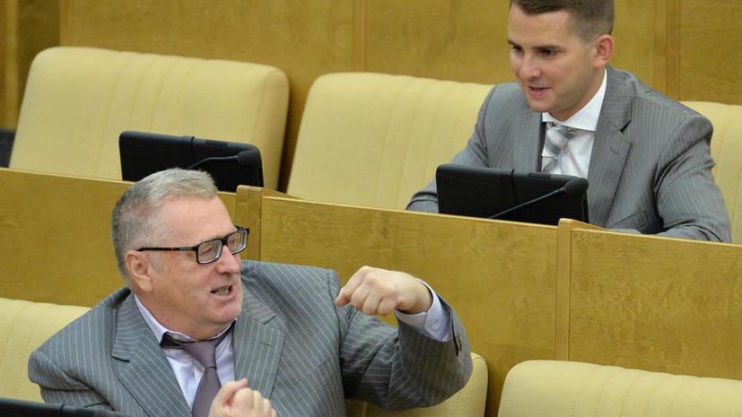 Партия ЛДПР предложила провести амнистию к 20-летию Конституции