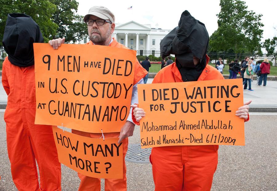Конгрессмены-республиканцы намерены помешать закрытию Гуантанамо