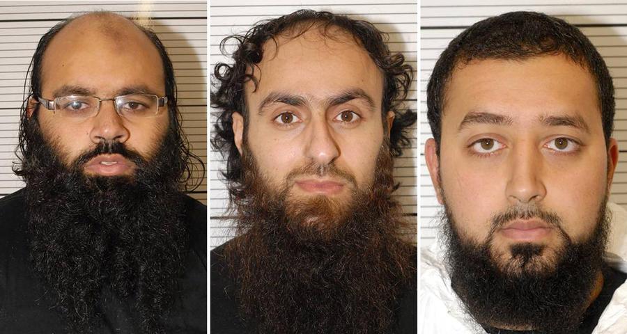 Планировавший теракты в Великобритании исламист приговорен к пожизненному заключению