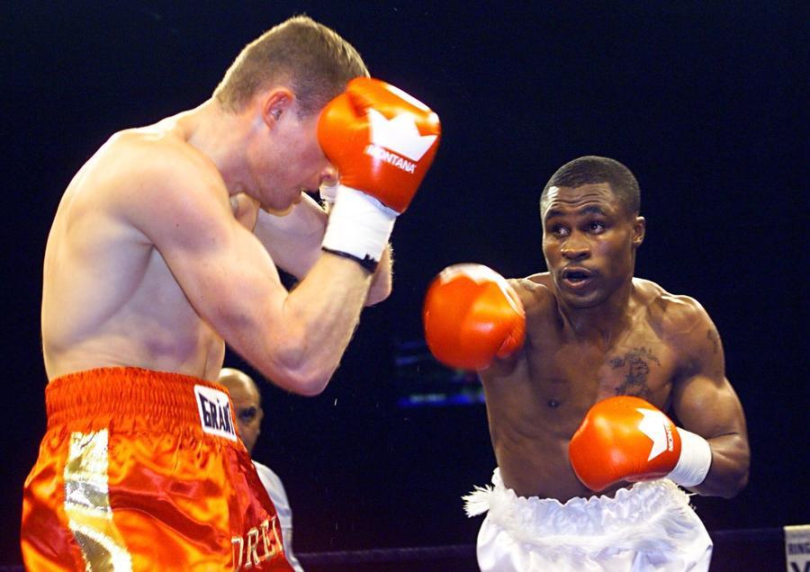 Чемпион мира по боксу задержан в США за ограбление восьми банков