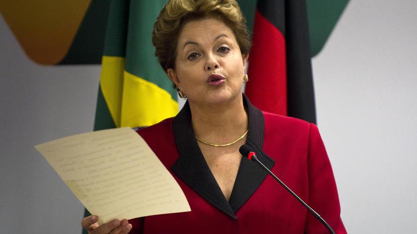Президент: Бразилия обратится в Комиссию по правам человека ООН в связи со шпионажем со стороны США