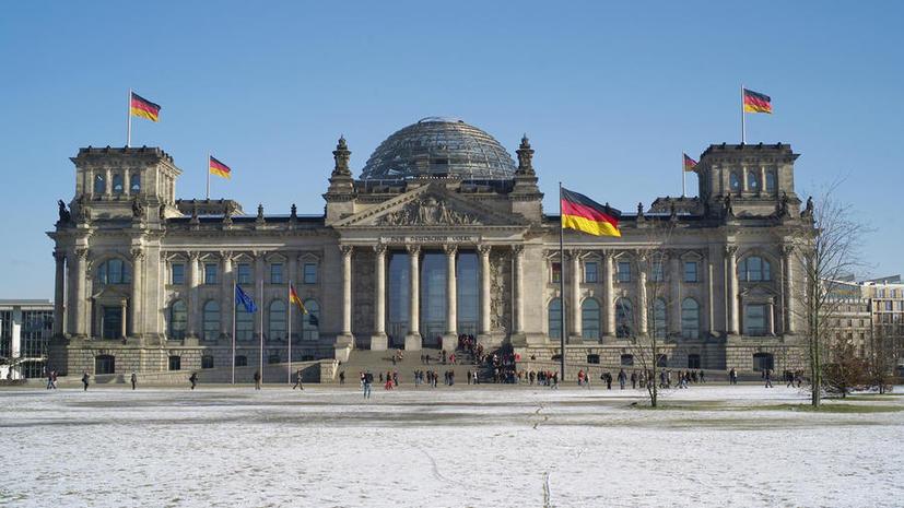 Bild: Половина жителей Германии боится войны с Россией