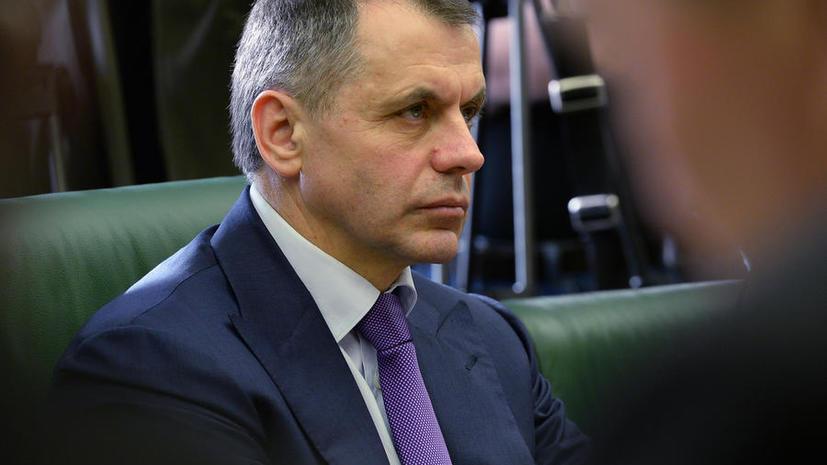 Спикер АРК: Возвращение Крыма в состав Украины на прежних условиях исключено
