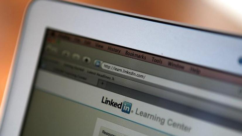 Клиенты социальной сети LinkedIn заявляют о взломе их электронной почты
