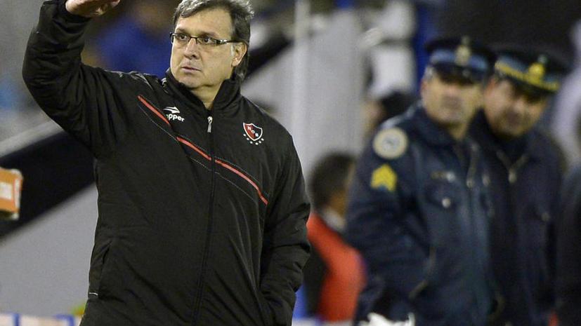 Тата сменил Тито на посту главного тренера «Барселоны»