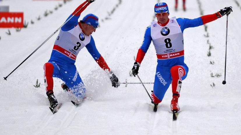 В первые два дня «Тур де Ски» Россия завоевала полный комплект наград