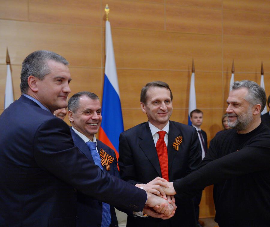 Спикер Госдумы: На Украине «арабская весна» была впервые экспортирована в Европу