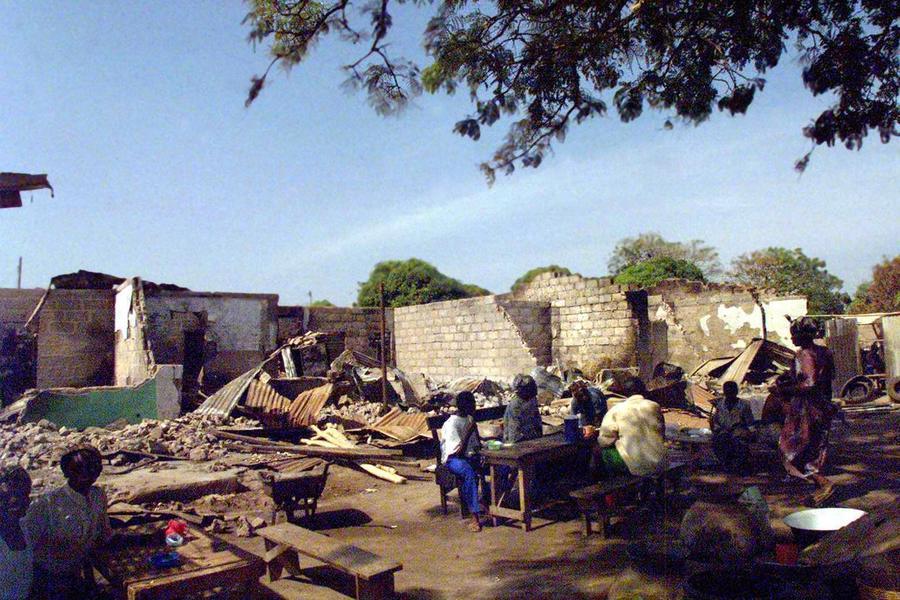СМИ: Полиция Нигерии закрыла ресторан, в котором подавали блюда из человеческого мяса