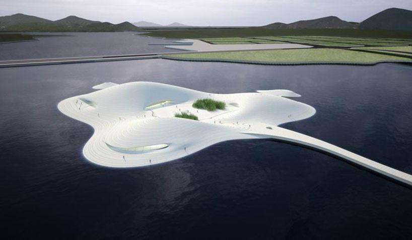 Уникальный музей-остров появится в китайской провинции