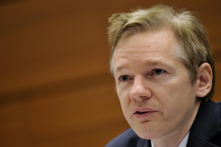 Джулиан Ассанж: Страны ЕС в долгу перед Сноуденом