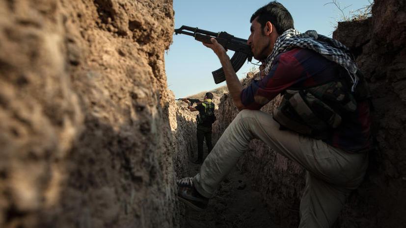 Сирийские войска и курдское ополчение одержали ряд побед над боевиками оппозиции