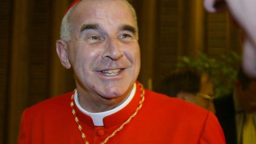 Член конклава по избранию нового Папы Римского обвиняется в сексуальных домогательствах