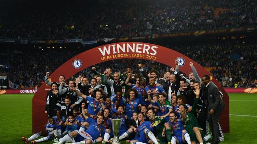 «Челси» впервые в своей истории стал победителем Лиги Европы