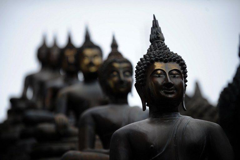 В Иране объявлена война буддизму