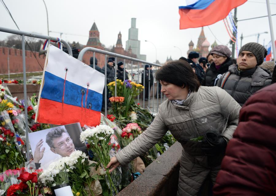 Спутница Бориса Немцова Анна Дурицкая заявила, что ни она, ни погибший угроз не получали