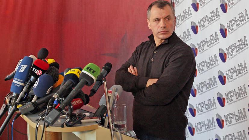 В Крыму обещают добиваться воссоединения с Россией всей Украины