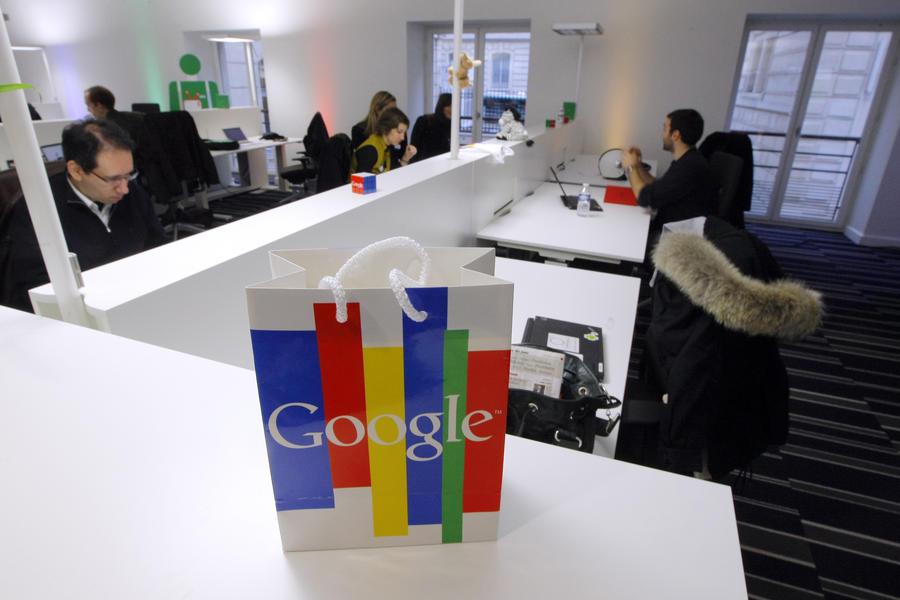 Apple, Google и Facebook мало платят IT-специалистам
