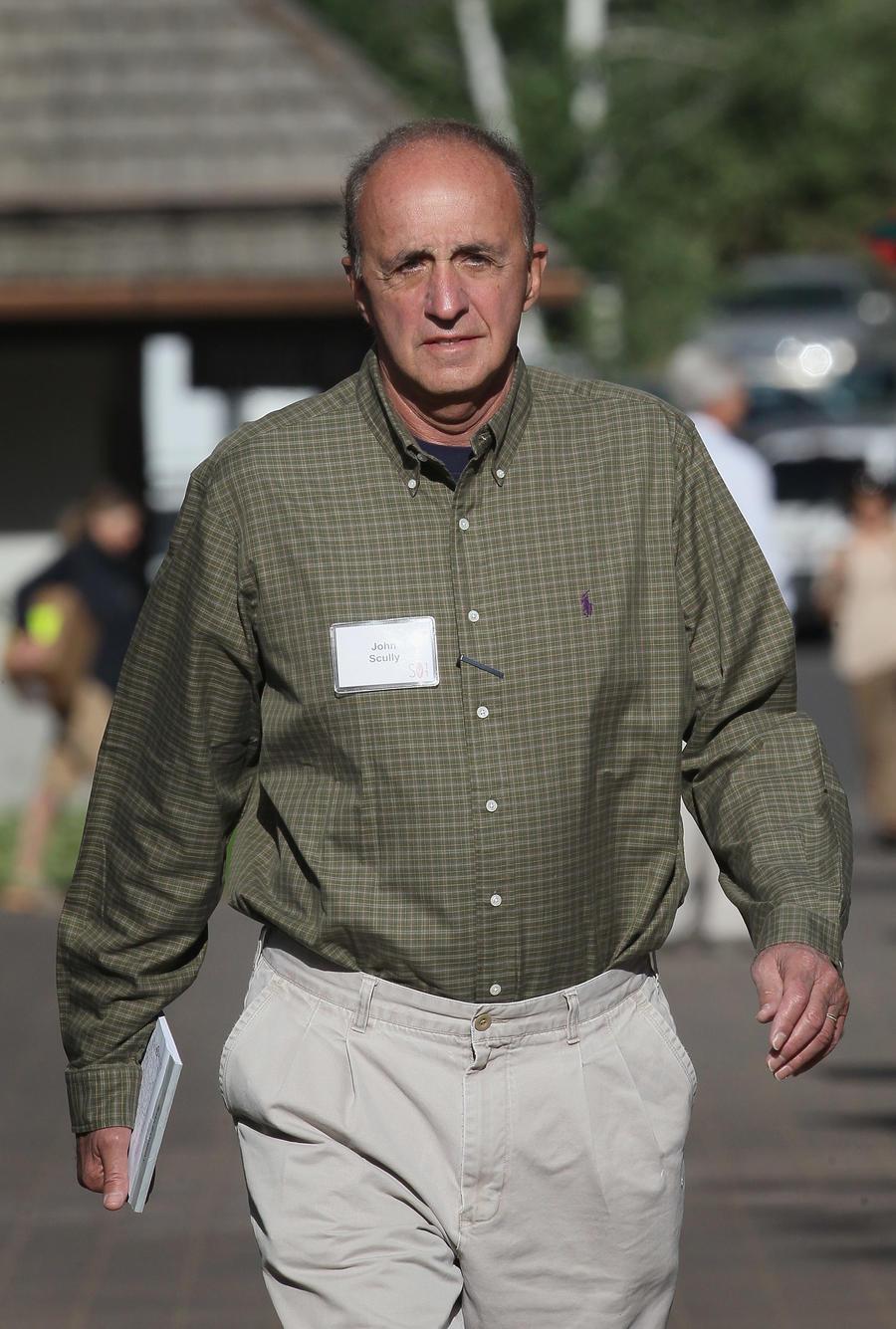 Экс-директор Apple Джон Скалли сожалеет об увольнении Стива Джобса