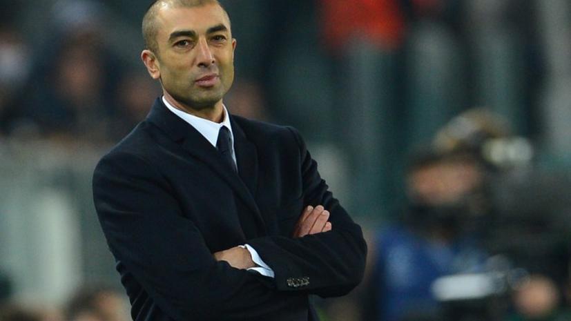 «Ювентус» обыграл «Челси», отправив в отставку главного тренера лондонцев Роберто ди Маттео