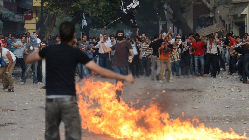 В Каире пройдут два марша миллионов: за президента Мурси и против него