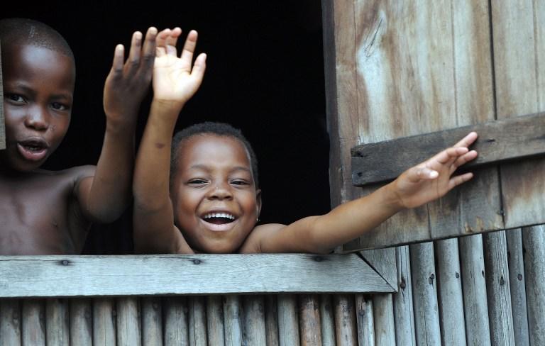 В Нигерии полиция раскрыла сеть торговцев детьми