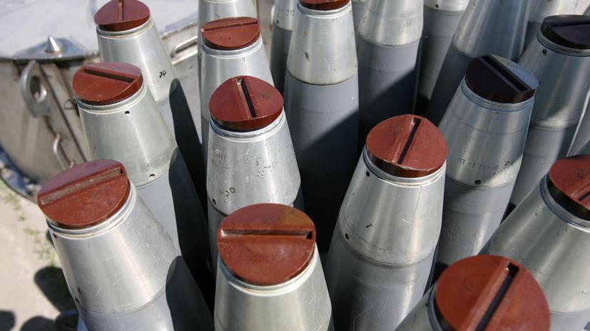 Организация по запрещению химического оружия получила от Сирии данные о запасах ядов в арсеналах