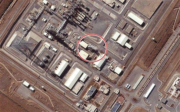 Британские журналисты нашли в Иране секретный завод по производству оружейного плутония