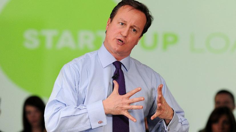 Дэвид Кэмерон: Великобритания готова сражаться за Фолкленды