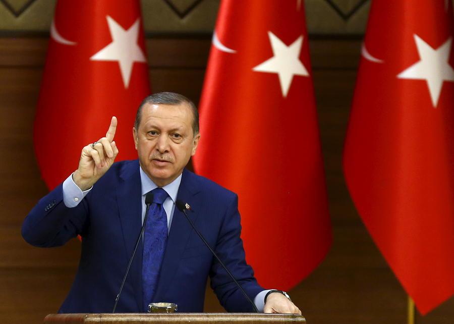 The Guardian: Король Иордании рассказал конгрессменам США о роли Турции в терактах в Европе