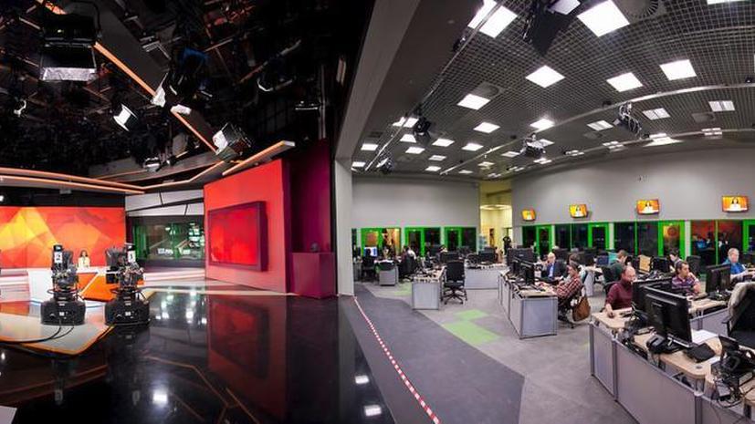 RT запустил серию политических шоу на арабском языке, выходящих из четырёх мировых столиц