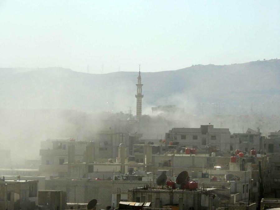 МИД РФ: Дату конференции в Женеве по сирийскому вопросу определит генсек ООН