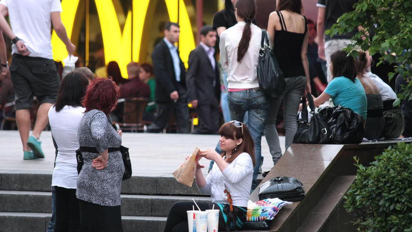 Депутаты предлагают наносить на упаковки продукции фастфуда устрашающие картинки